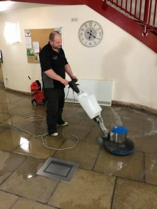 Stone cleaning Northallerton