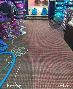 Commernical Carpet Cleaning Darlington