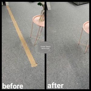 commercial carpet repair